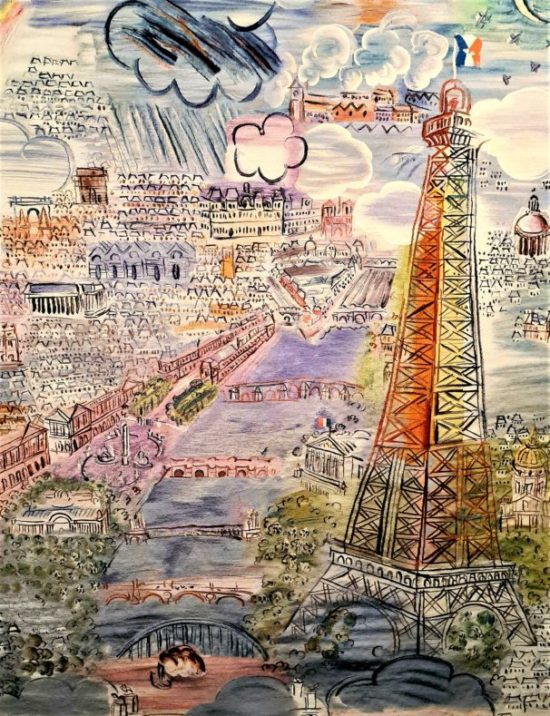 You are currently viewing Vous connaissez Raoul Dufy ?