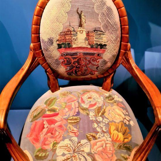 Le salon de Paris / La République, 1924-1933 Les sièges de la manufacture de Beauvais